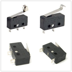 Miniature Standard Normal Open or Normal Closed 10A 250VAC Micro Switches T85 5e4 for Oven, Coffee Maker, Stirrer
